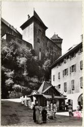 Annecy : Vieux Quartiers ; Château des Ducs de Nemours
