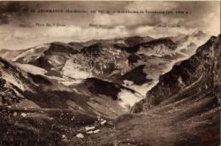 Abondance(Hte-Savoie), alt. 927m. : Les chalets de Tavaneuse (alt. 1966 m.)