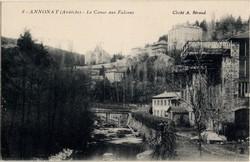 Annonay (Ardèche) - La Cance aux Falcons