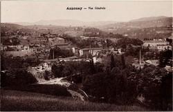 Annonay (Ardèche) : Vue Générale