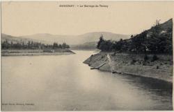 Annonay (Ardèche) : Le Barrage du Ternay