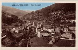 Albon-d'Ardèche - Vue Générale