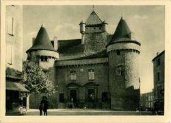 Environs de Vals-les-Bains (Ardèche) - Aubenas - Le Château