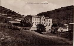 Aubignas (Ardèche) : Les Ecoles