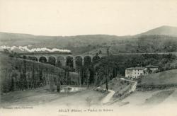 Bully (Rhône) : Viaduc de Solémy