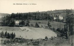 Chevinay (Rhône) : Le Pailleron