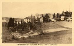 Charbonnières-les-Bains (Rhône) : Côteau des Brosses