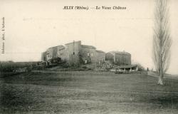 Alix (Rhône) : Le Vieux Château