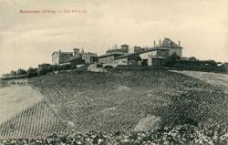 Bemont d'Azergues (Rhône) : Vue générale