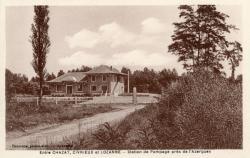 Entre Chazay, Civrieux et Lozanne (Rhône) : Station de pompage près de l'Azergues