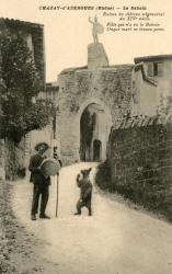 Chazay-d'Azergues (Rhône) : Le Baboin