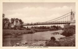 L'Azergues au pont des Chères (Rhône)