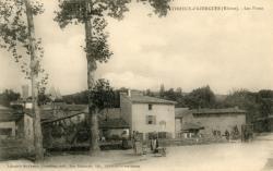 Civrieux-d'Azergues (Rhône) : Les ponts