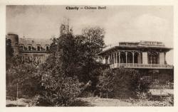Charly (Rhône) : Château Burel