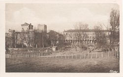 Charly (Rhône) : Ancien château du Chapître de Saint-Just