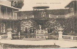 Charly (Rhône) : Le lac enchanté
