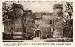 Charly (Rhône) : Château de Charly
