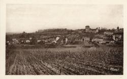 Charly (Rhône) :Vue générale du Centre