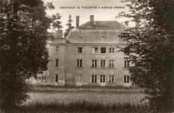 Arnas (Rhône) : Château de Talencé