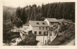 Les Ardillats (Rhône) : L'hostellerie du val d'Ardières