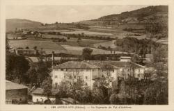 Les Ardillats (Rhône) : La papeterie du Val d'Ardières