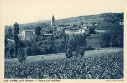 Les Ardillats (Rhône) : Bourg Les Ardillats