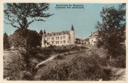 Environs de Beaujeu (Rhône) - Château des Ardillats