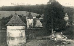 Château d'Avenas (Rhône)