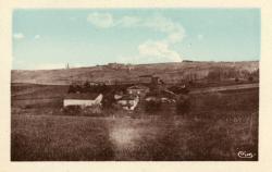 Blacé (Rhône) : Hammeau du Gonnu