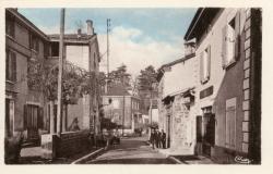 Blacé (Rhône) : Rue principale