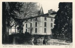 Blacé (Rhône) : Château de la Fléchère