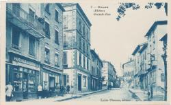 Cours-la-Ville (Rhône) : Grande-rue