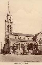 Anse (Rhône) : L'église