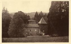 Amplepuis (Rhône) : Château de la Goutte