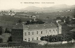 Bois-d'Oingt (Rhône) : Ecoles Communales
