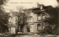 Cogny (Rhône) : Château de la Lucardière