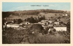 Cogny (Rhône) : La Brosse