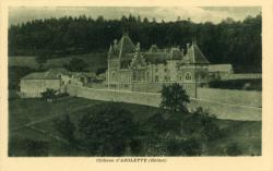 Château d'Azolette (Rhône)