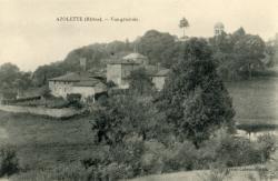 Azolette (Rhône) : Vue générale
