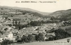 Chambost-Allières (Rhône) : Vue panoramique (2)