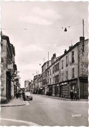 Roanne (Loire) : Faubourg Muslant