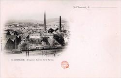 Saint-Chamond (Loire) : Forges et Acièrie de la Marine