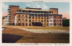 Saint-Chamond (Loire) : Le Nouvel Hôpital