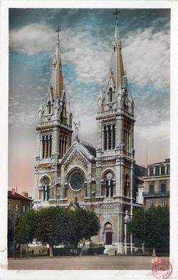 Saint-Chamond (Loire) : Église Notre-Dame