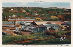 Rive-de-Gier (Loire) : Usines Duralumin