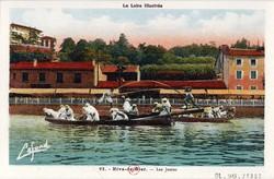 Rive-de-Gier (Loire) : Les Joutes