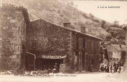 Rive-de-Gier (Loire) : Vue de Dargoire