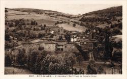 Rive-de-Gier (Loire) : l'Ancienne Chartreuse de Saint-Croix