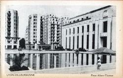 Lyon-Villeurbanne. - Place Albert-Thomas