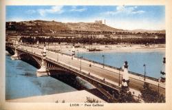 Lyon. - Pont Galliéni